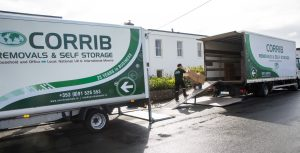 Corrib Removals - Trucks